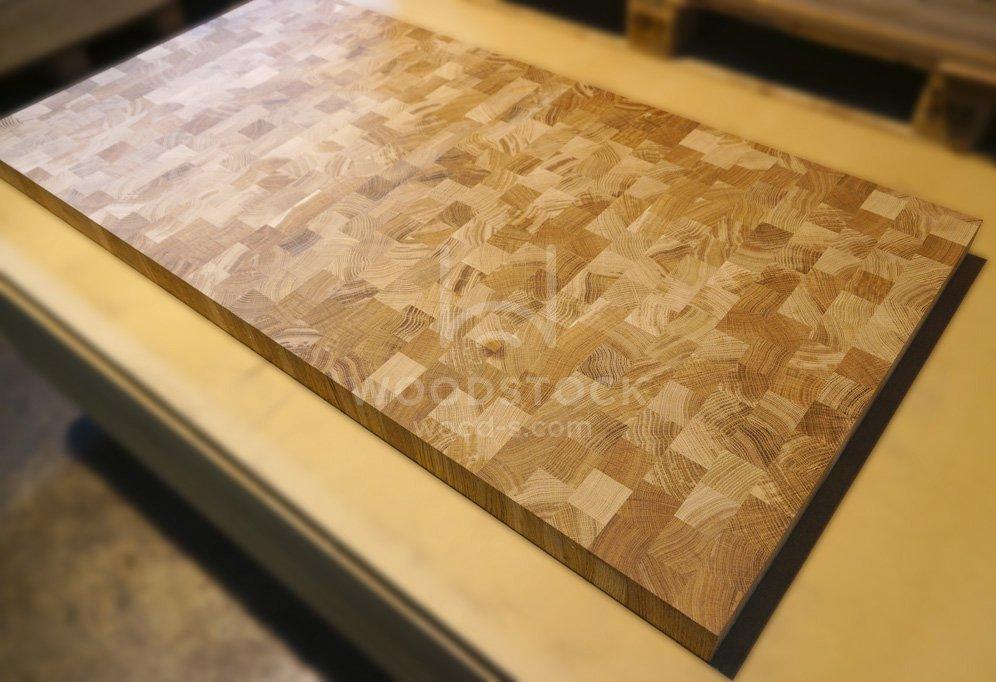 Мебельный щит из сосны, дуба, бука от производителя